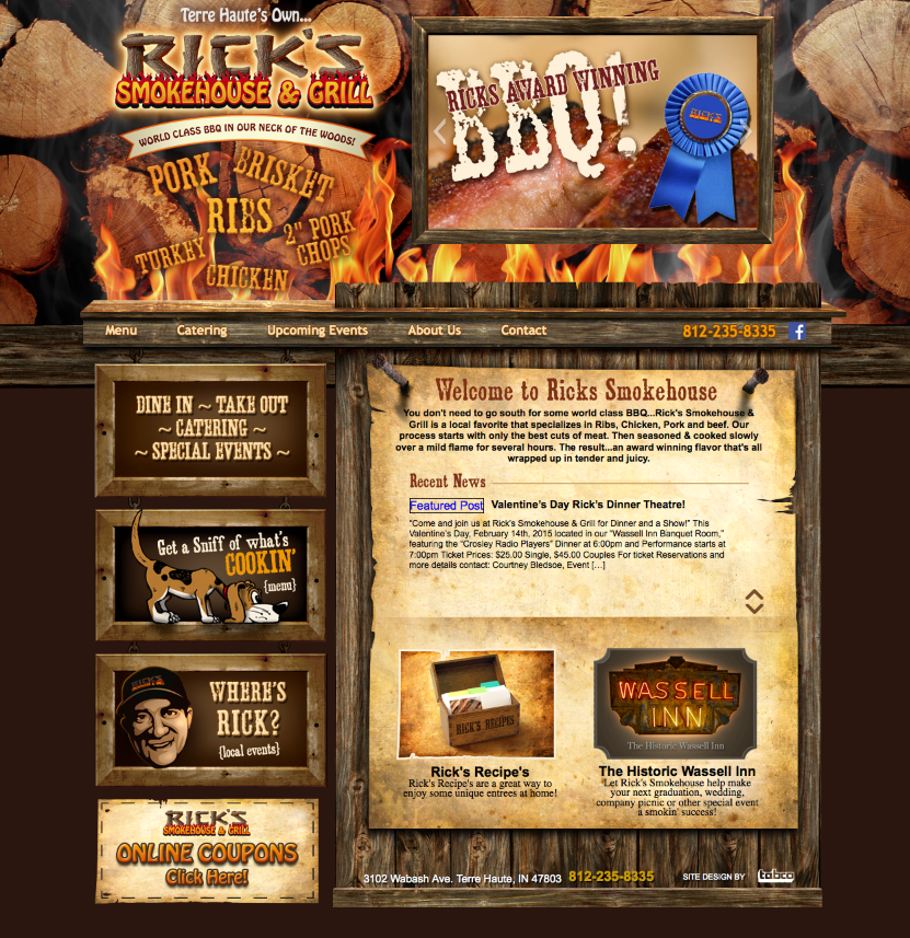 Ricks-Smokehouse